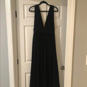 Formal black dress gown homecoming prom weddings